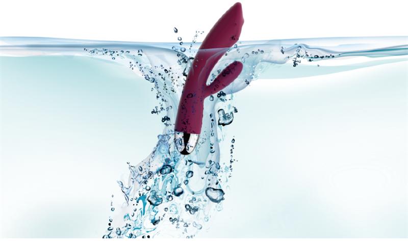 Waterproof g spot vibrator